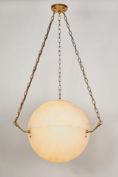 Denis de la Mesiere ATLAS chandelier - 1292511