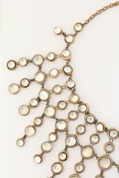Denise Gatard Denise Gatard Moonstone Necklace - 409331