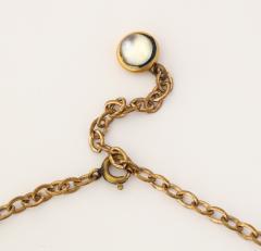 Denise Gatard Denise Gatard Moonstone Necklace - 409333