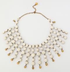 Denise Gatard Denise Gatard Moonstone Necklace - 409334