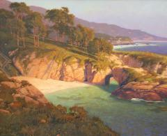 Dennis Doheny China Cove Point Lobos - 1483848