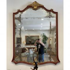 Dennis Leen Dennis Leen Von Howe Louis XV Style Cartouche Mirror - 2141782