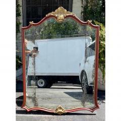 Dennis Leen Dennis Leen Von Howe Louis XV Style Cartouche Mirror - 2141783