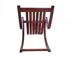 Designer Studio Crafted Rocking Chair Rocker - 1764742