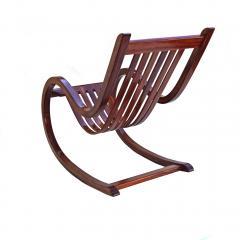Designer Studio Crafted Rocking Chair Rocker - 1764744