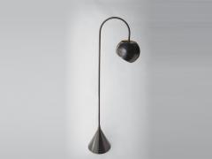 Desigual Brass Floor Lamp - 967681