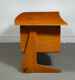 Desk in the Manner of Gio Ponti Italy c 1950s - 1958757