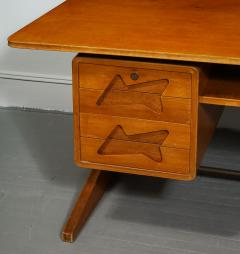 Desk in the Manner of Gio Ponti Italy c 1950s - 1958766