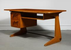 Desk in the Manner of Gio Ponti Italy c 1950s - 1958767