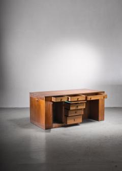 Devon Dennett Devon Dennett mahogany partners desk - 2140410