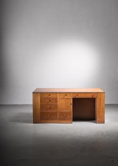 Devon Dennett Devon Dennett mahogany partners desk - 2140411