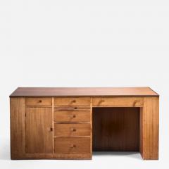 Devon Dennett Devon Dennett mahogany partners desk - 2144591