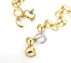 Di Modolo 18KT GOLD AND DIAMOND NECKLACE - 1091816