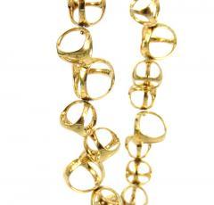 Di Modolo 18KT GOLD AND DIAMOND NECKLACE - 1091817