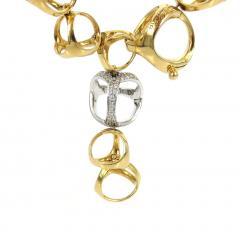 Di Modolo 18KT GOLD AND DIAMOND NECKLACE - 1091818