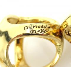 Di Modolo 18KT GOLD AND DIAMOND NECKLACE - 1091819