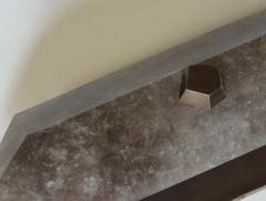 Diamond Form Smoky Rock Crystal Sconces by Phoenix - 2038432