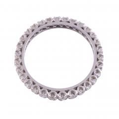 Diamond Platinum Eternity Ring - 2080852