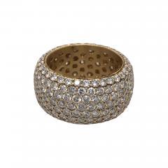 Diamond pave eternity band - 1475285