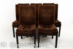 Dillingham Mid Century Upholstered Parsons Dining Chairs Set of 8 - 1870243