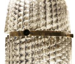 Diminutive Barovier Pendant Italy 1940s - 1108148