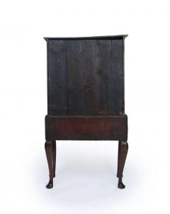 Diminutive Early 18th Century Georgian Walnut Highboy - 425996
