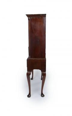 Diminutive Early 18th Century Georgian Walnut Highboy - 425997