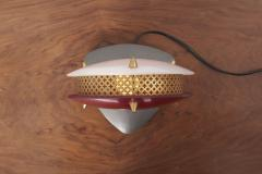 Dimmable Table Lamp by T l Ambiance France 1950s 1960s - 1622755