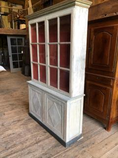 Directoire Painted Bookcase circa 1800 - 782036