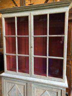 Directoire Painted Bookcase circa 1800 - 782040