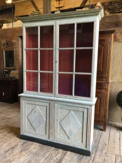 Directoire Painted Bookcase circa 1800 - 782047