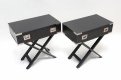 Director Style Side Tables - 265644