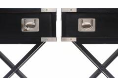 Director Style Side Tables - 265647