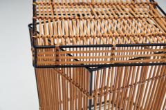 Dirk van Sliedregt Storage Basket Attributed Dirk van Sliedregt for Roh Netherlands 1960s - 1801572
