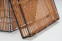 Dirk van Sliedregt Storage Basket Attributed Dirk van Sliedregt for Roh Netherlands 1960s - 1801573