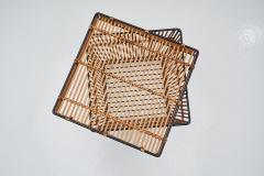 Dirk van Sliedregt Storage Basket Attributed Dirk van Sliedregt for Roh Netherlands 1960s - 1801575