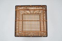 Dirk van Sliedregt Storage Basket Attributed Dirk van Sliedregt for Roh Netherlands 1960s - 1801576