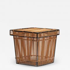 Dirk van Sliedregt Storage Basket Attributed Dirk van Sliedregt for Roh Netherlands 1960s - 1832899