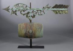 Distillery Weathervane from Long Island circa 1880 - 946085