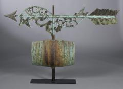 Distillery Weathervane from Long Island circa 1880 - 946086