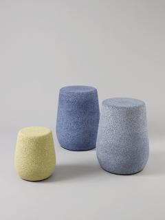 Djim Berger Lightweight Porcelain Childrens Stool and Side Table - 680719