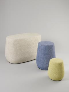 Djim Berger Lightweight Porcelain Childrens Stool and Side Table - 680721