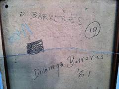 Domingo Barreres Signed Atmospheric Domingo Barreres Funeral Painting - 413498