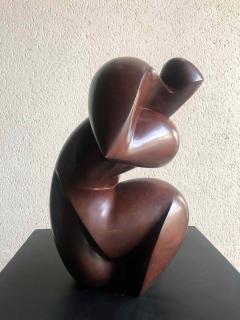 Dominique Polles Original bronze sculpture by Dominique Poll s - 1040349