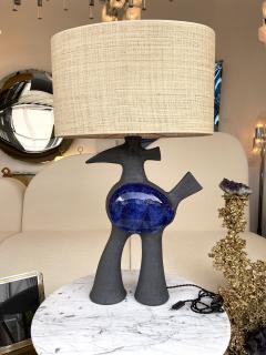 Dominique Pouchain Pair of Bird Ceramic Lamps by Dominique Pouchain France 2020 - 2074237