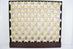 Don Harvey Richard Dick Harvey Sculpta Grille Room Divider - 1445151