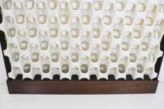 Don Harvey Richard Dick Harvey Sculpta Grille Room Divider - 1445156