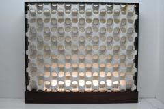 Don Harvey Richard Dick Harvey Sculpta Grille Room Divider - 1445159