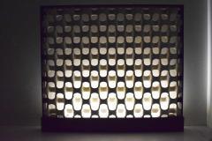 Don Harvey Richard Dick Harvey Sculpta Grille Room Divider - 1445160