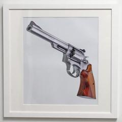 Don Netzer Smith Wesson model 66 357 Magnum - 909798